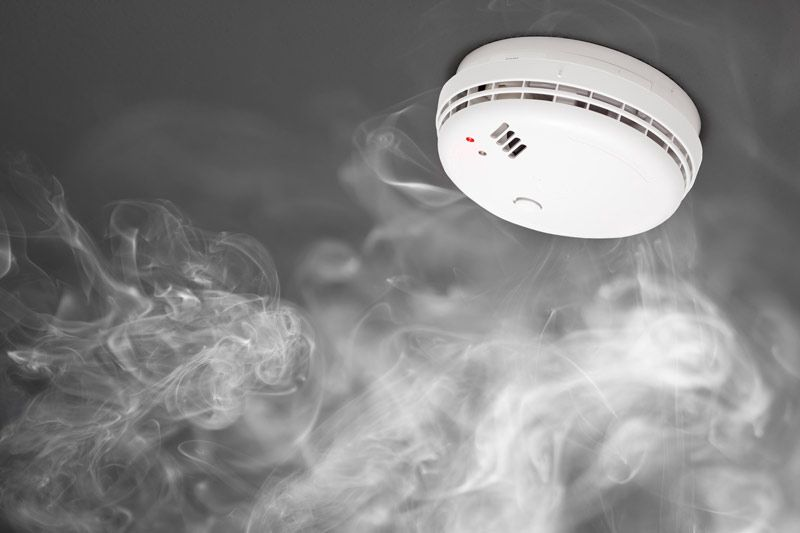 smoke detector, unlock home insurance discounts